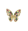 Roxy butterfly ring