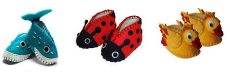 Baby and Kids Slippers