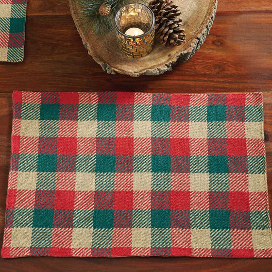 Reed Placemat Set of 6 12x18