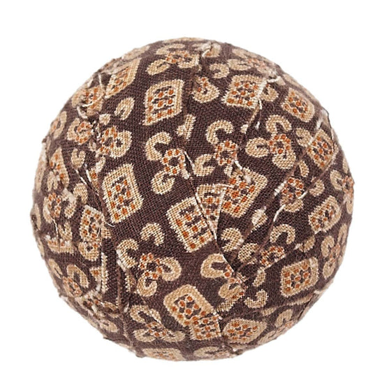 "Tacoma Fabric Ball #10-1.5"" Set of 6"