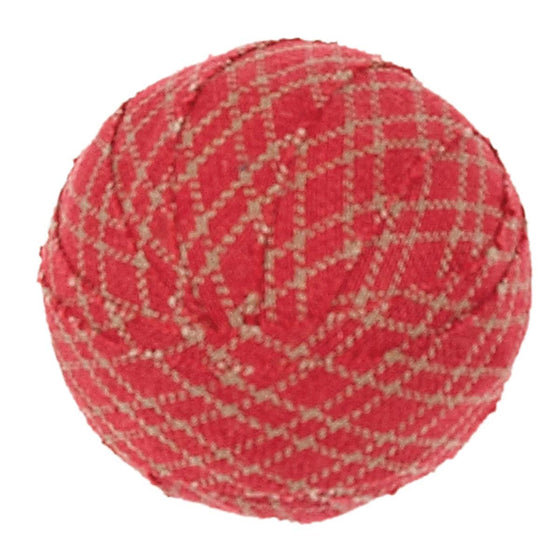 "Tacoma Fabric Ball #2-1.5"" Set of 6"