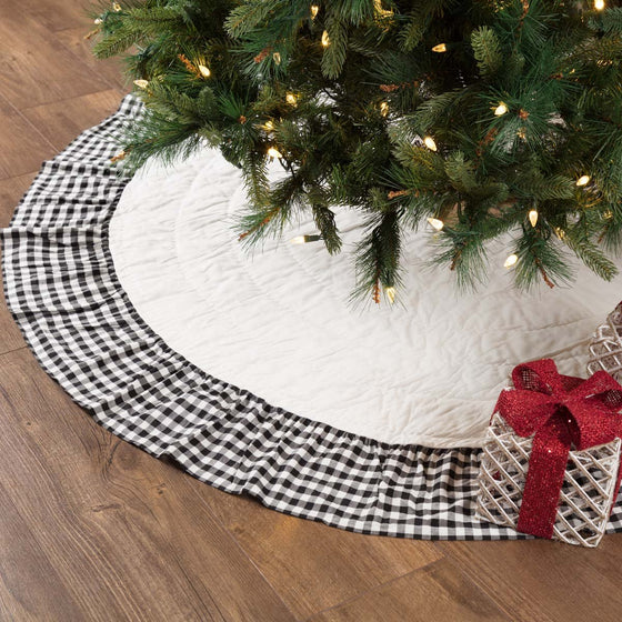 Emmie Ruffled Tree Skirt