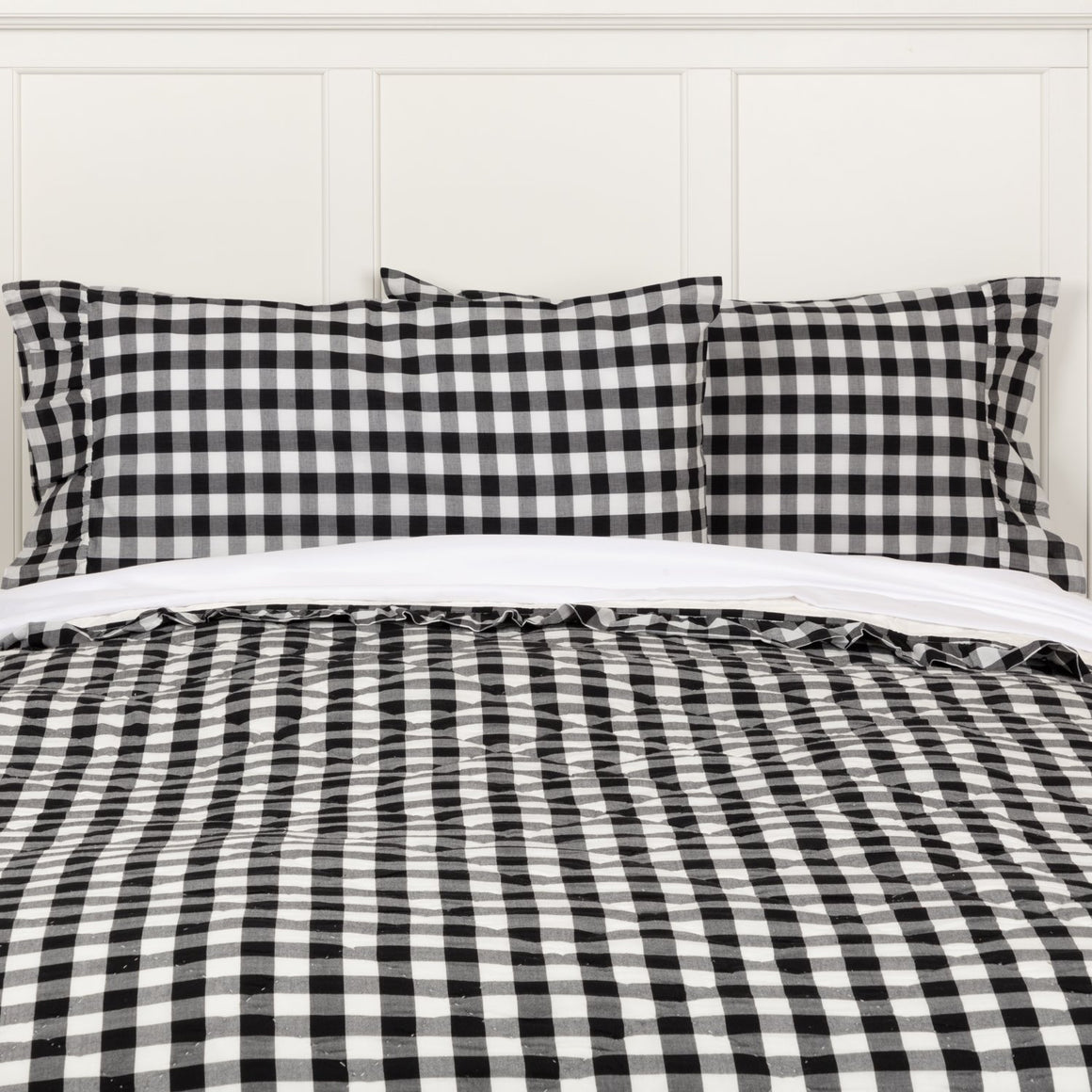 Annie Buffalo Check Pillow Case Set