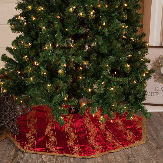 Yule Tree Skirt
