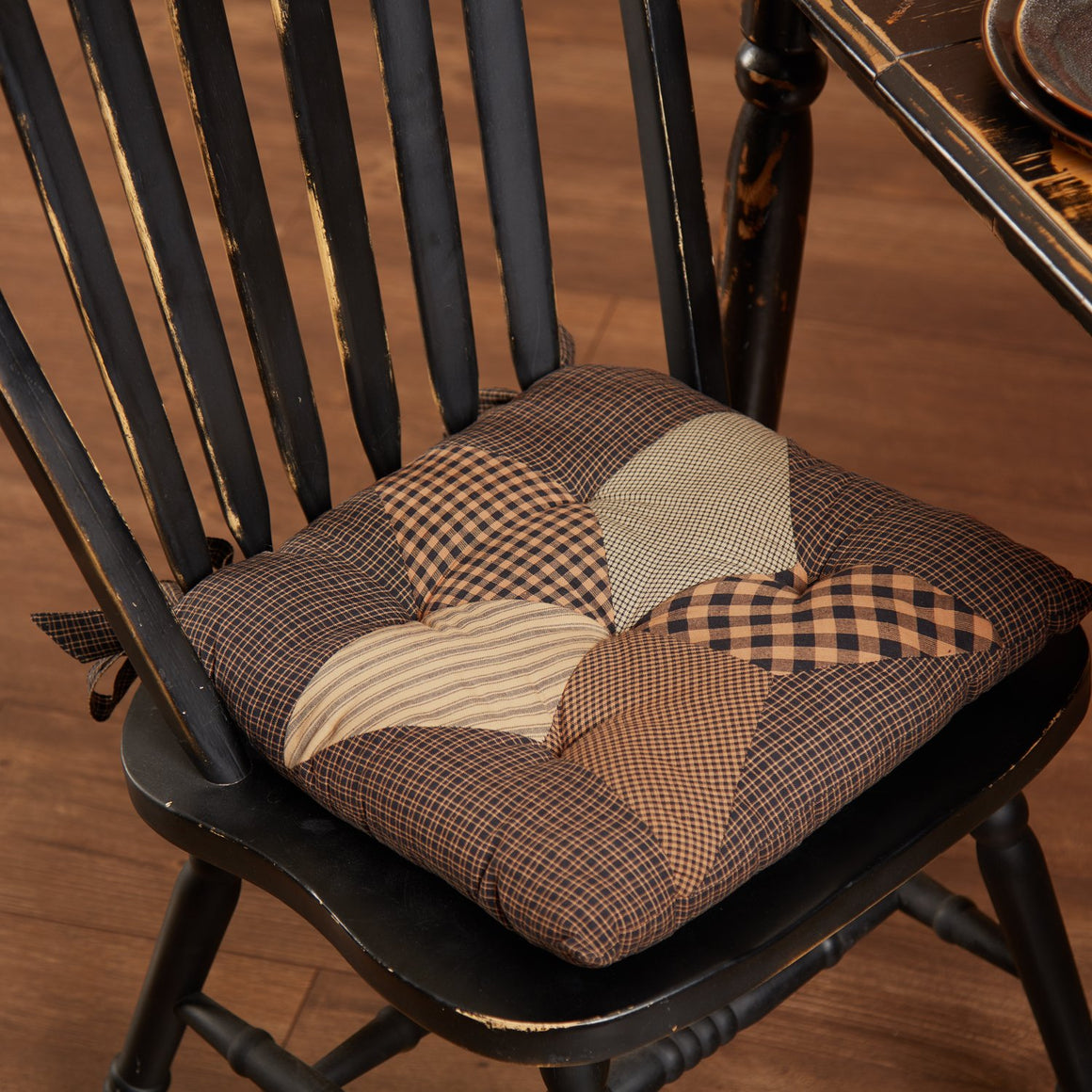 Farmhouse Star Chair Pad