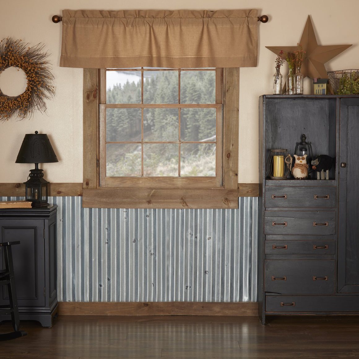 Kindred Star Valance