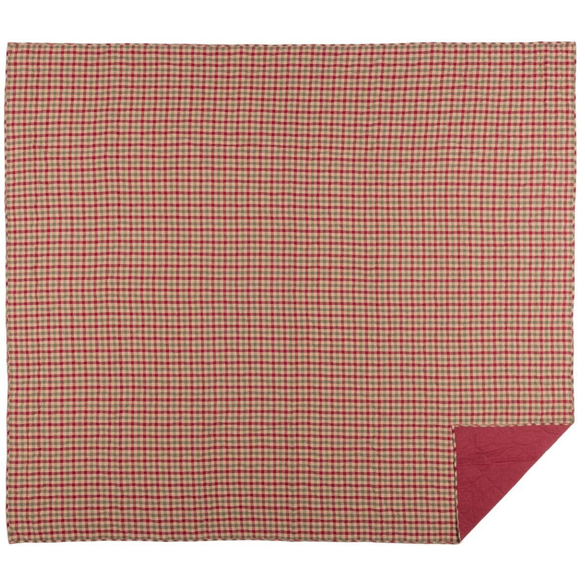 Jonathan Plaid Quilt