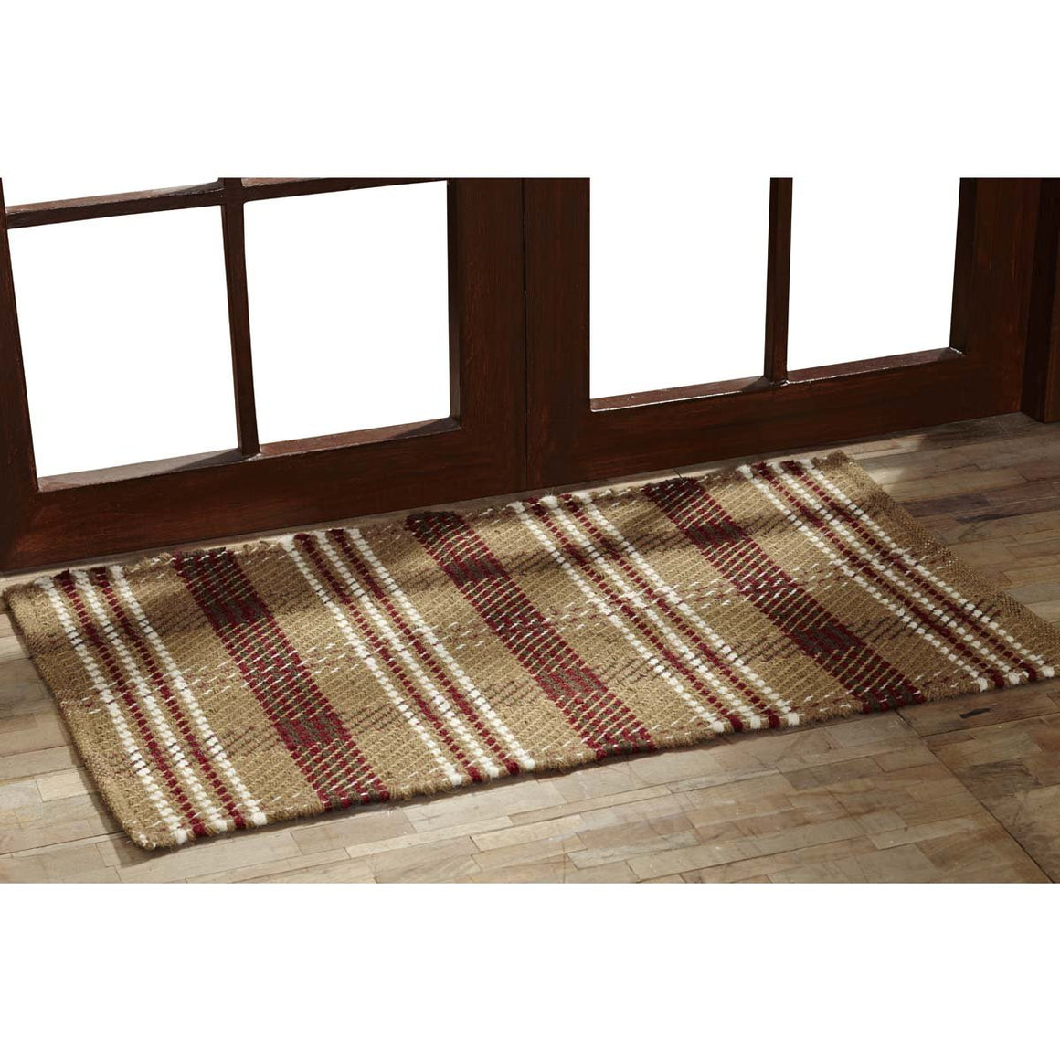 Berkeley Wool & Cotton Rectangle Rug