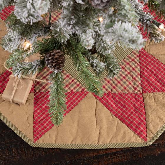 Dolly Star Tree Skirt