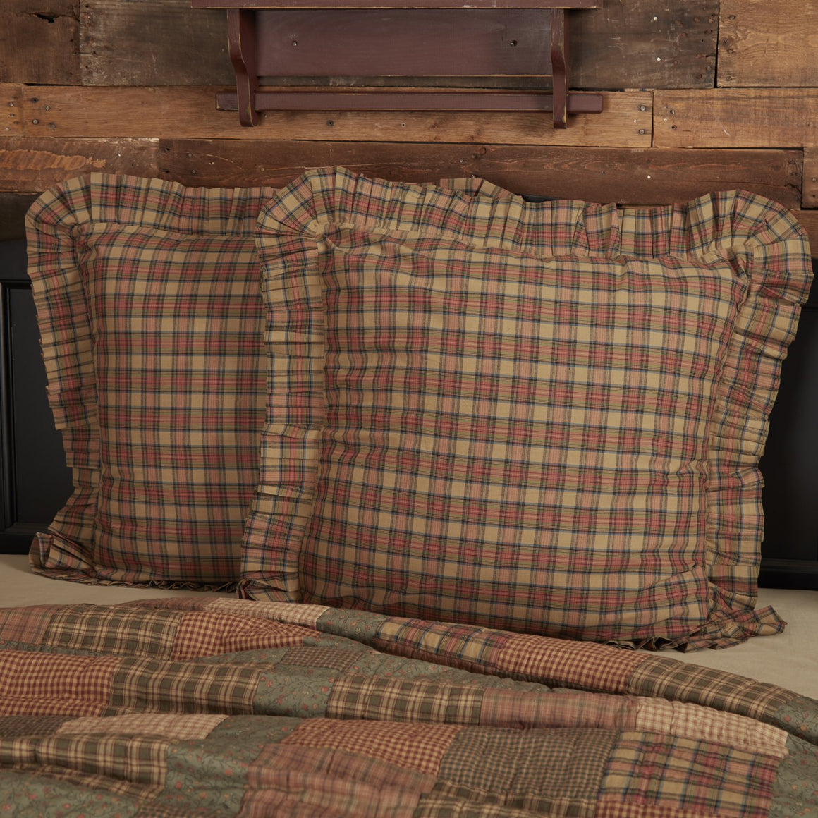 Crosswoods Fabric Euro Sham 26x26