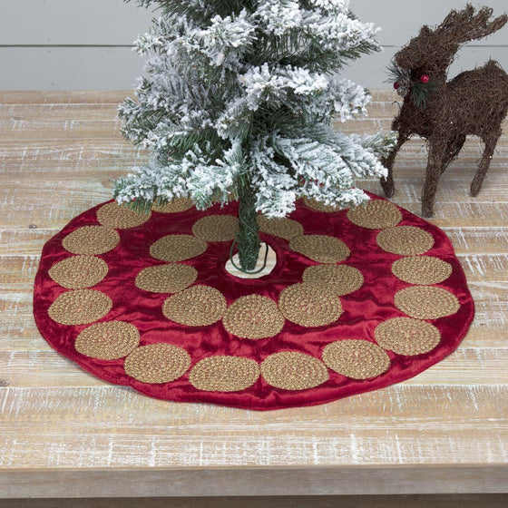 Memories Tree Skirt