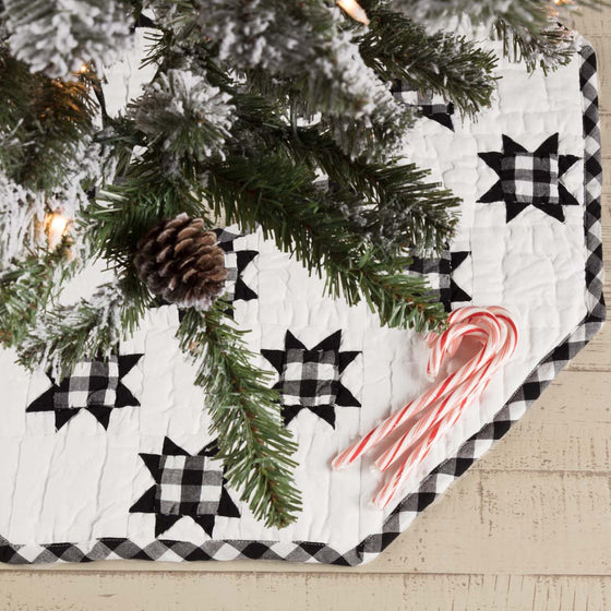 Emmie Patchwork Tree Skirt