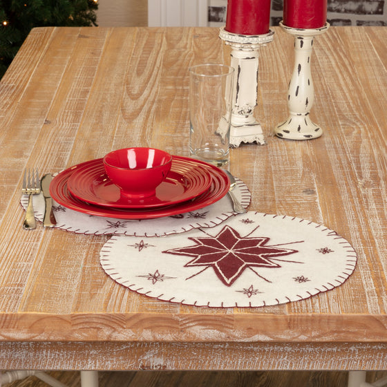North Star Tablemat 13 Set of 6