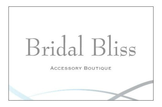 Who, Where and Why ? Am I, Bridal Bliss