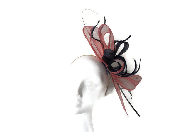 Big bow Fascinator