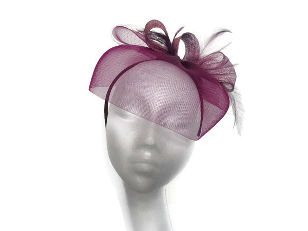 Crinoline French, Fascinator