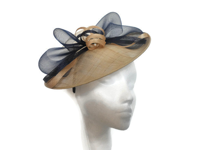 Double Loop Fascinator