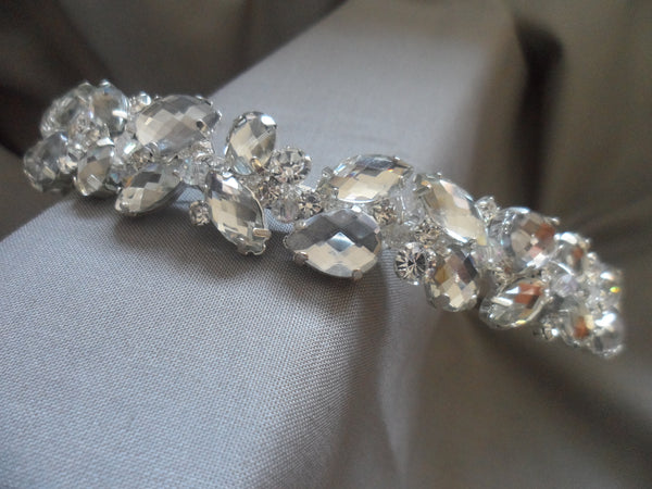 Cinderella Rhinestone hair band