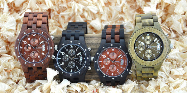 Exclusive Wooden Watches 2017 Exclusive Offers Extraordinary and Stunning Wood Watches