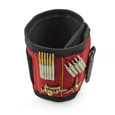 Bag - Magnetic Wristband Wrist Tool Belt For Electrician