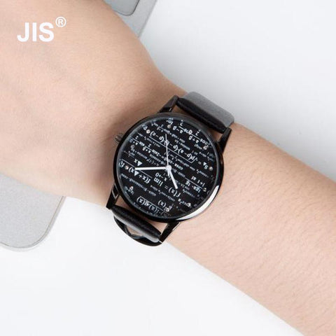Perfect Math Watches for Engineers , Math & Science Lovers