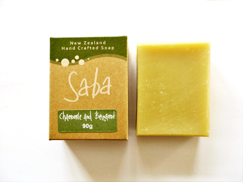 Bar Soap - Chamomile and Bergamot