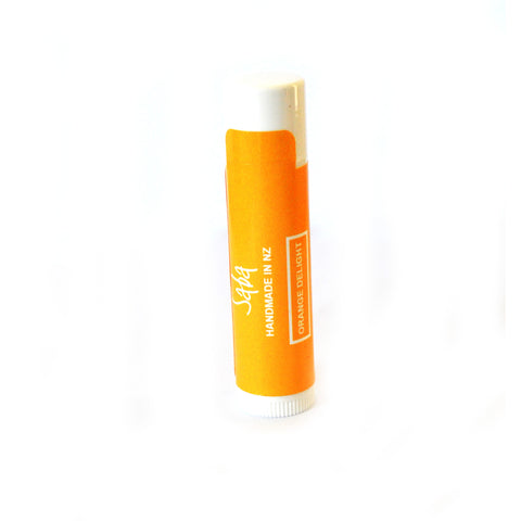 Natural Lip balm Orange Delight