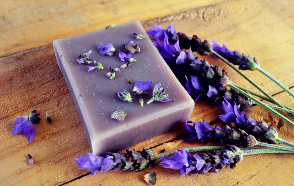 Handmade Lavender Soap Saba Soap and Body