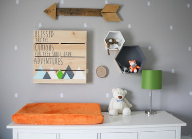 6 Trends for Baby Nurseries