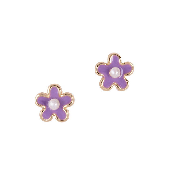 Fancy Flower Studs