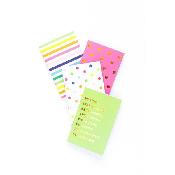 Mini Notebook Be Kind