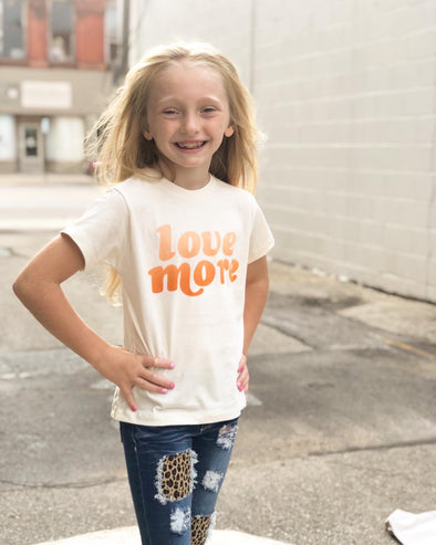 Love More Graphic T