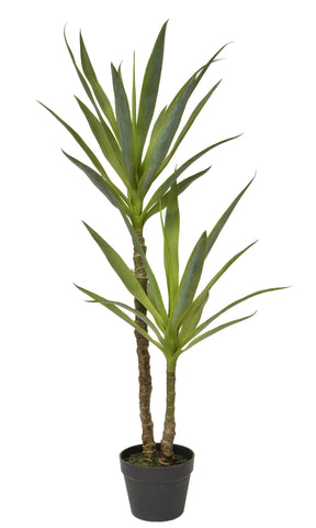 Luxury Faux Yucca Plant by Artificial Green