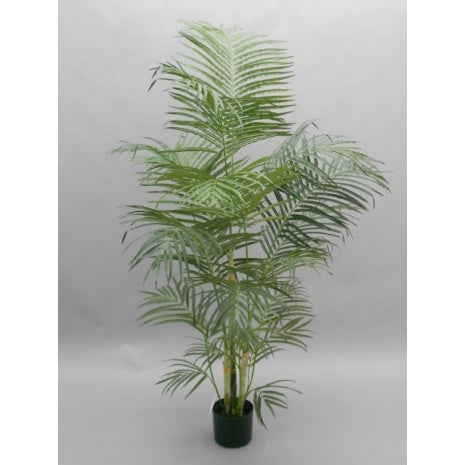 Tropical Artificial Areca Palm Tree 165cm