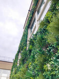 High quality artificial green wall panels