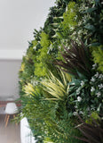 Luxury artificial green wall panels UK