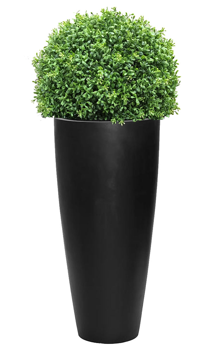 Home Furniture Diy 86cm Realistic Large Potted Topiary Tree Indoor Outdoor Artificial Plant Bush Kisetsu System Co Jp