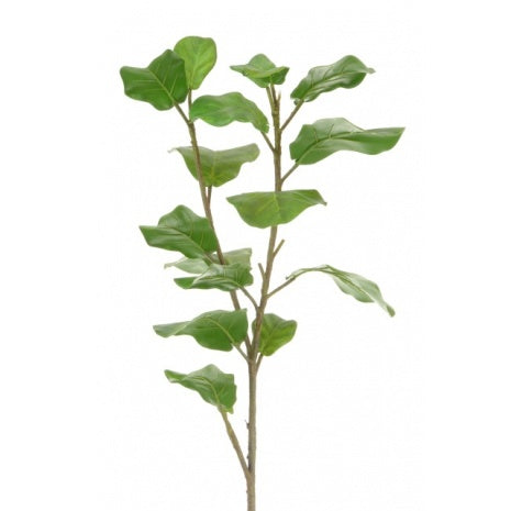 Faux Fiddle Leaf Fig Branches From Artificial Green