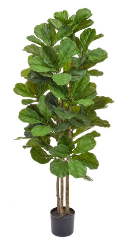 Faux Artificial Fiddle Leaf Fig Tree UK