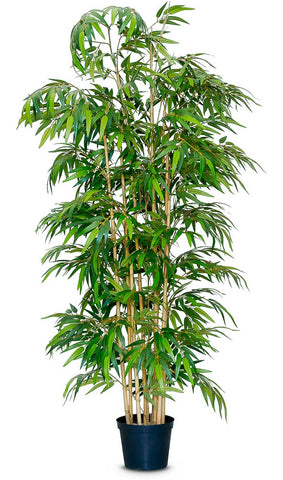 Handmade Fire retardant artificial bamboo tree