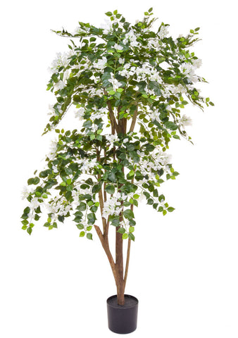 Artificial Flowering Begonia Tree 180cm