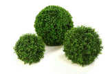 Large Artificial Boxwood Balls