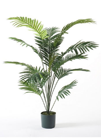 Luxury artificial faux paradise palm tree