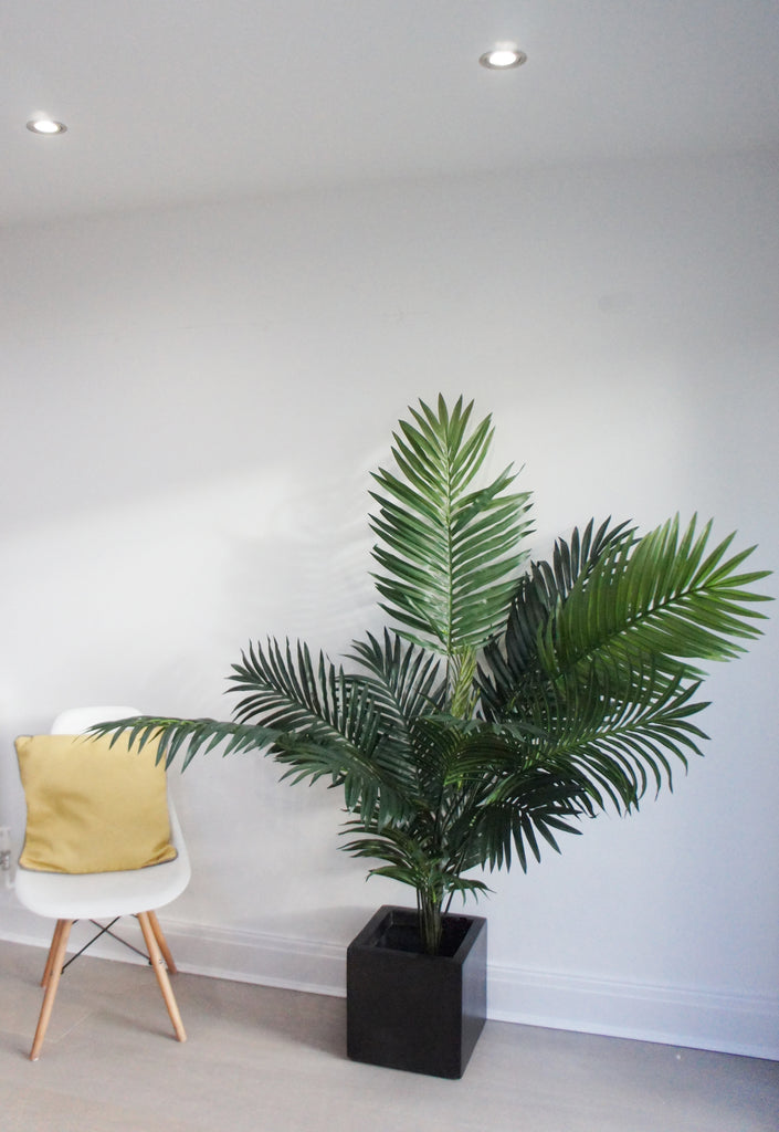 Faux Paradise Palm Tree Artificial Green
