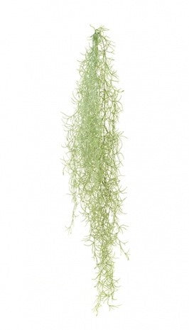 Artificial Trailing Spanish Moss Plant