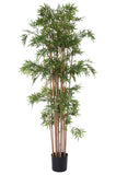 Deluxe Faux Oriental Artificial Bamboo Tree