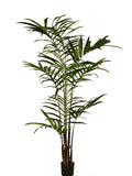 Large Artificial Kentia Palm Tree 210cm