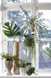 Artificial Trailing Succulent Plant In Hanging Planter Pot