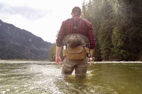 Aaron Winstone Fly Fishing