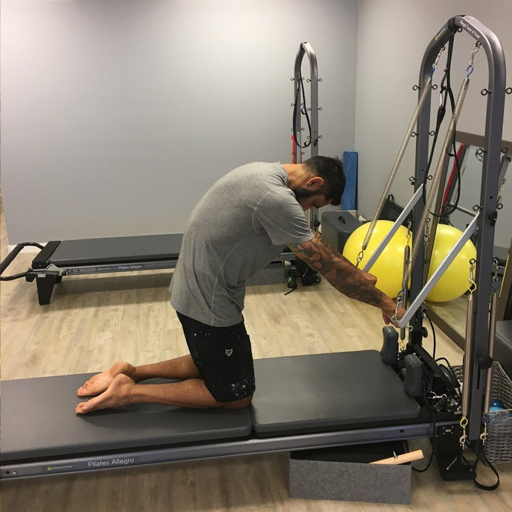 Pilates Spinal Roll
